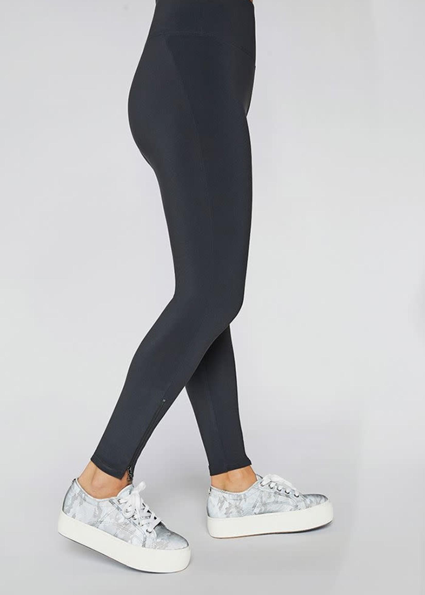Sympli Sympli Zest Yoke Legging Graphite