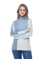 FDJ French Dressing FDJ Colour Block Sweater