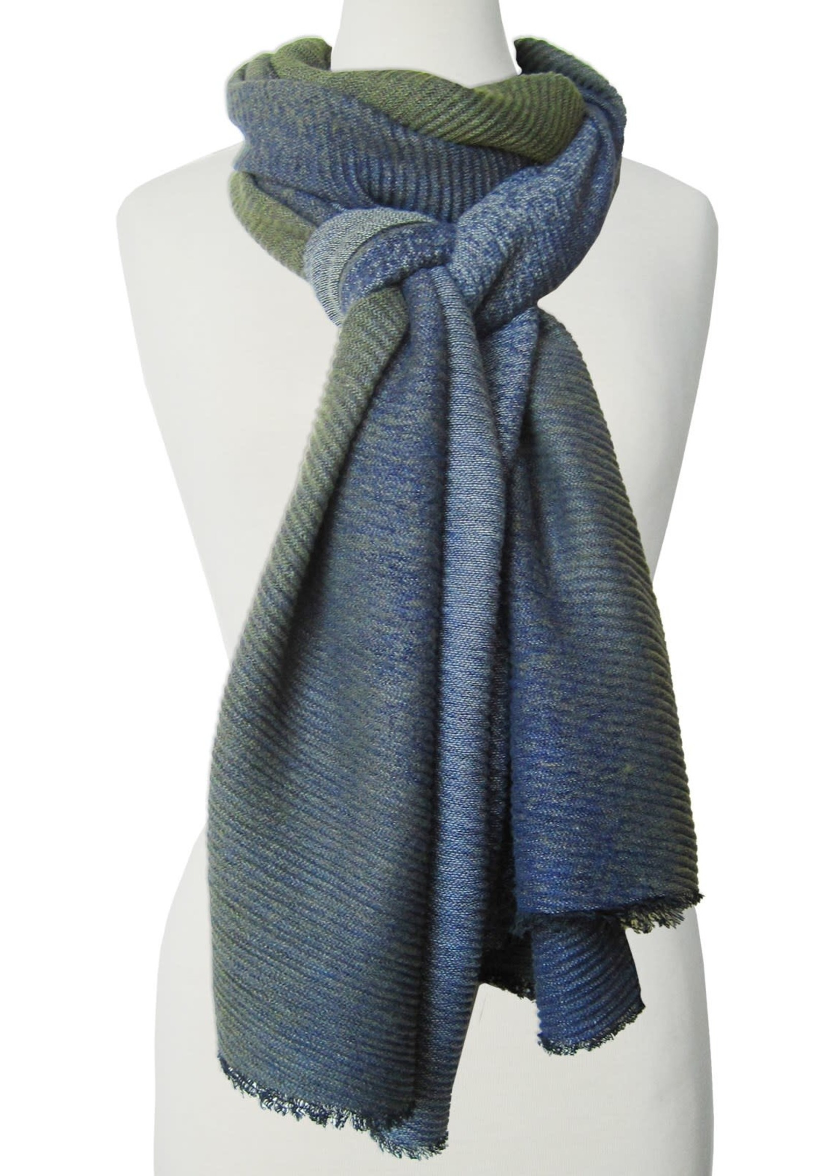 Caracol Caracol Scarf Olive