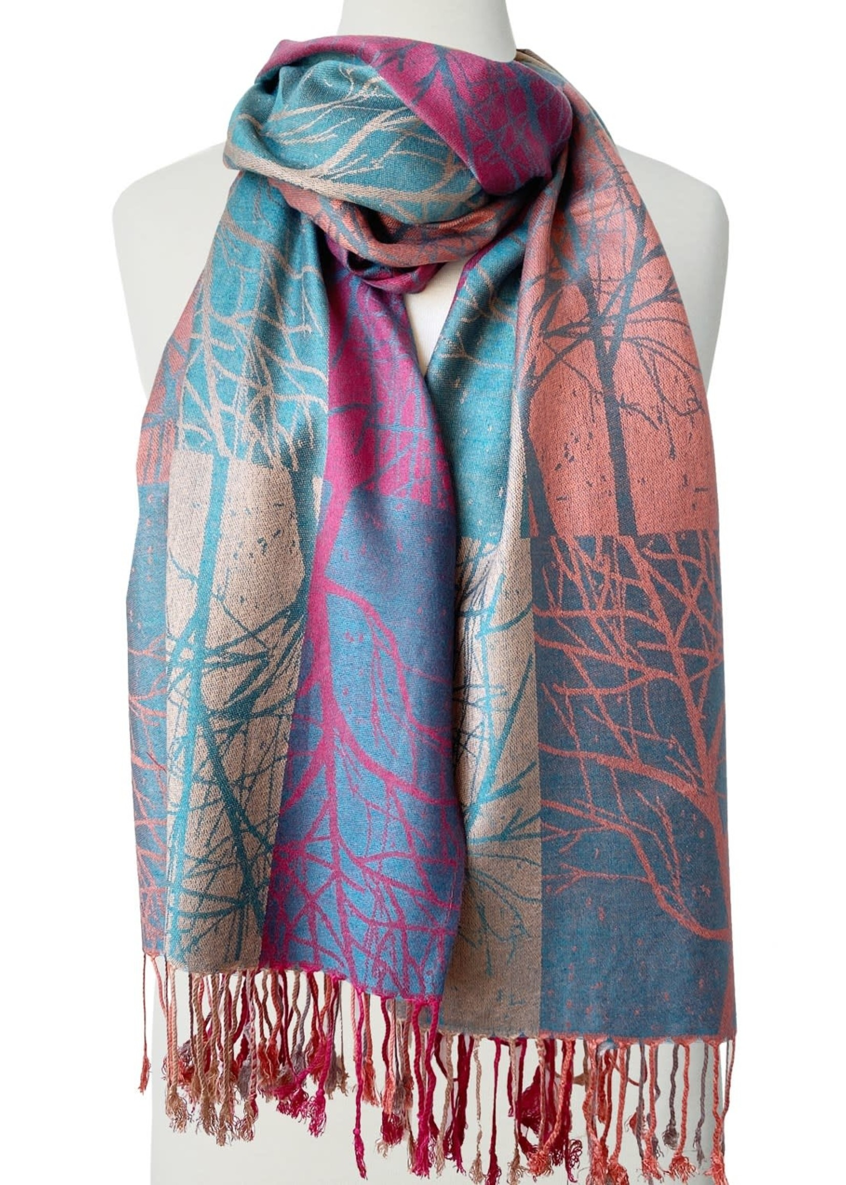 Caracol Caracol Scarf  Mix