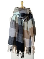 Caracol Caracol Scarf Taupe