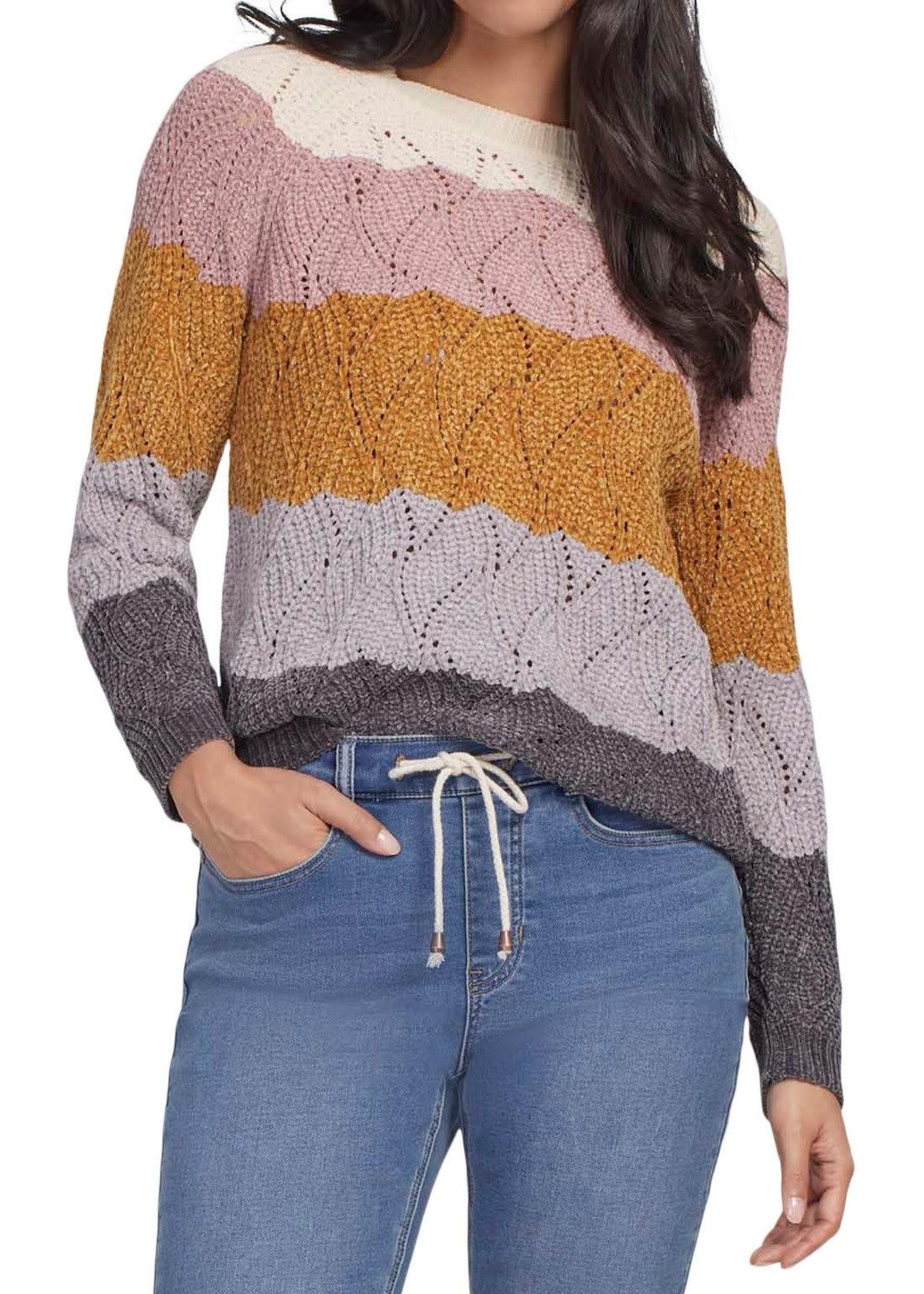 Tribal Tribal Crew Neck Sweater