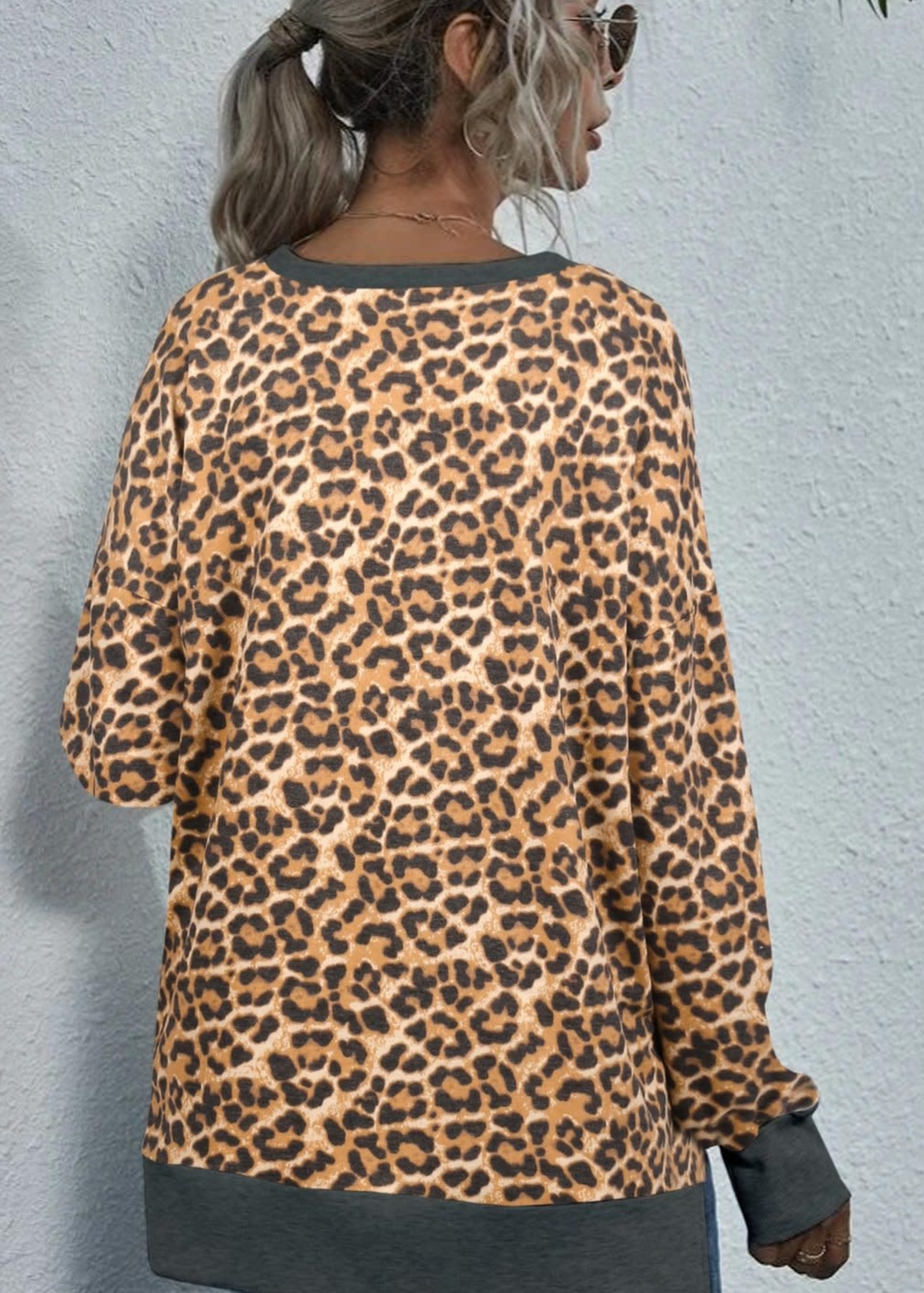 ISCA ISCA Tunic Pull Over  Brown