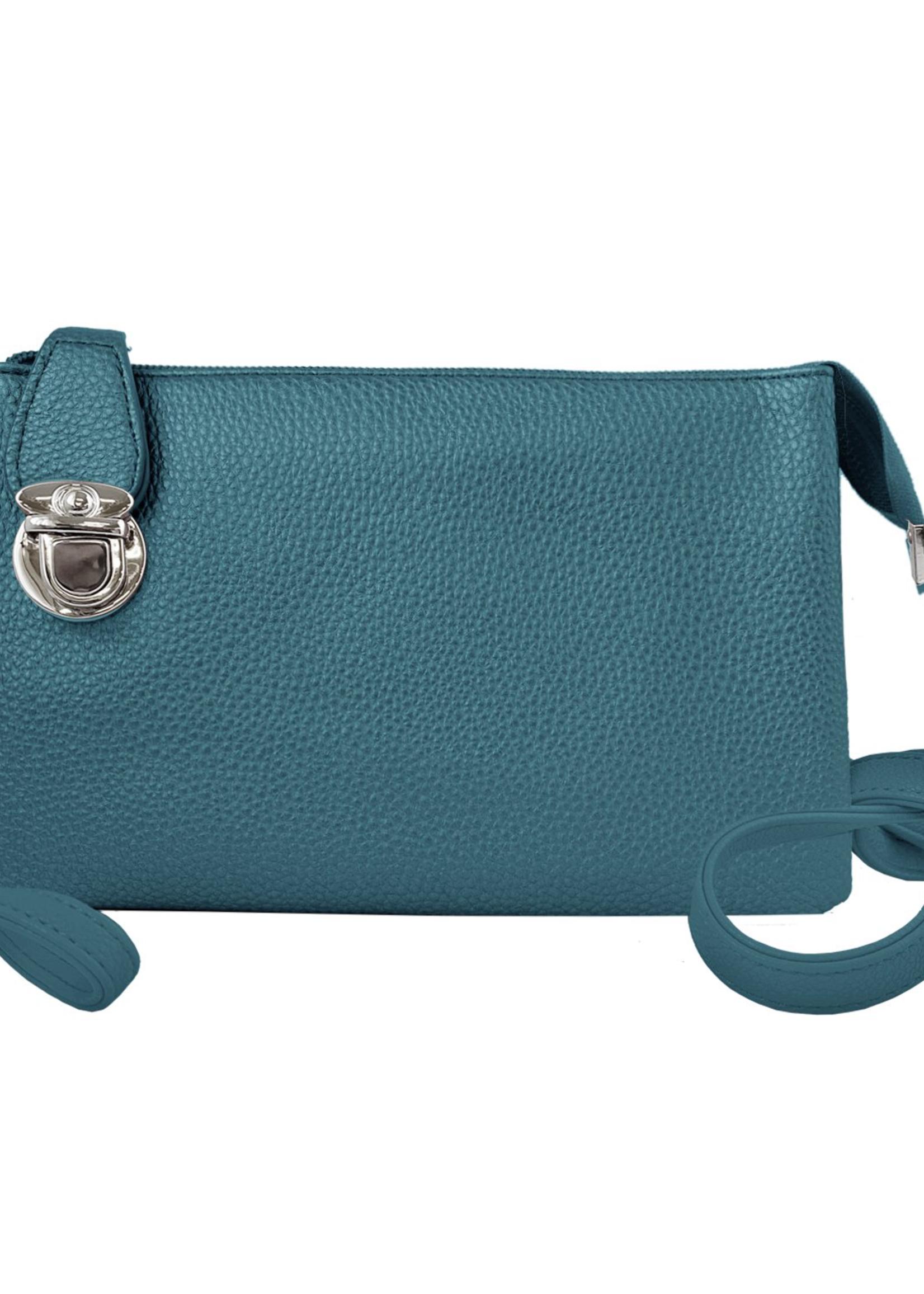 Caracol Caracol XBody Bag Multi Pocket TEAL