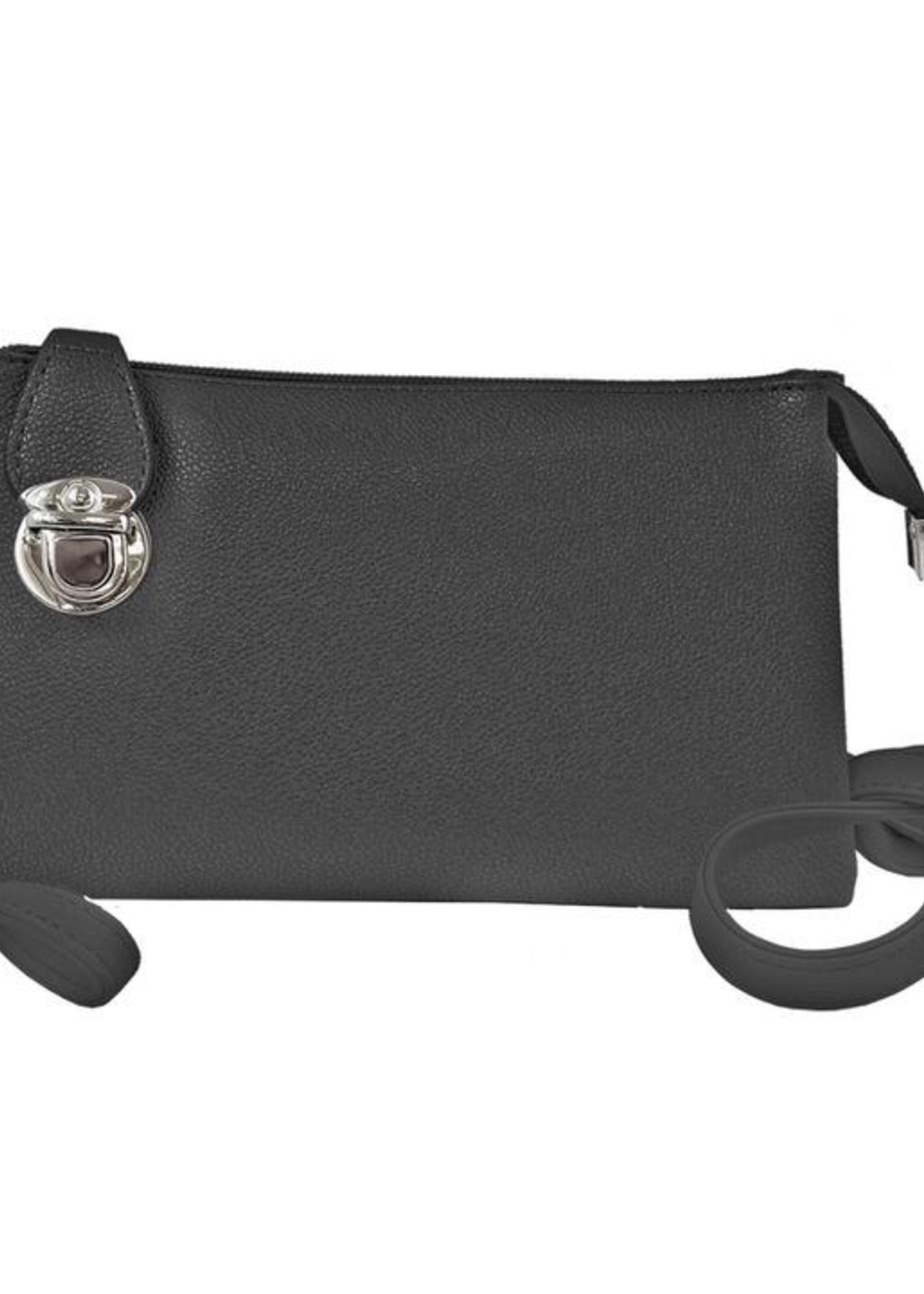 Caracol Caracol XBody Bag Multi Pocket Black