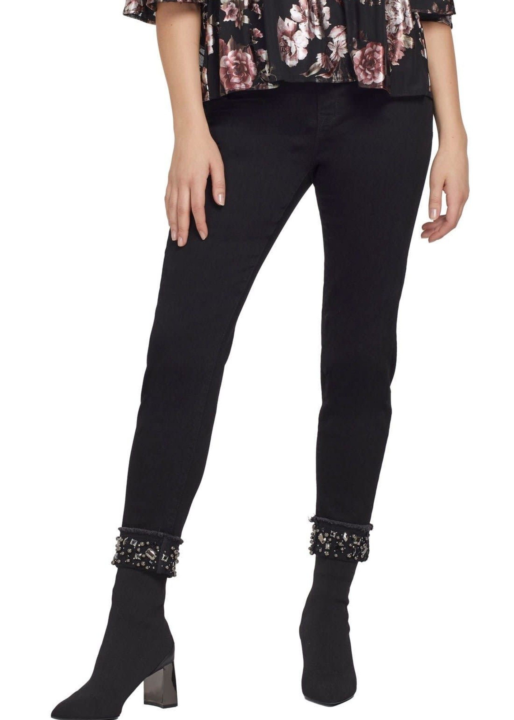 Tribal Tribal Audrey Ankle Jeggings w/Bling Cuff