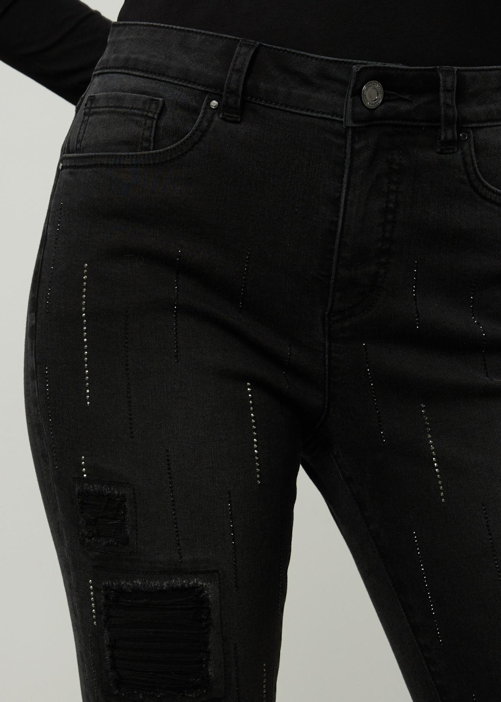 Joseph Ribkoff Joseph Ribkoff Embellished Jeans Style