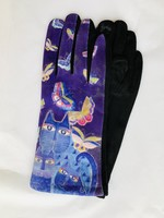 Cherie Bliss Colourful Cats Gloves GL11383