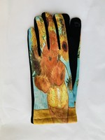Cherie Bliss Oil Painting Gloves GL1656-03