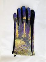 Cherie Bliss Oil Painting Gloves GL1617