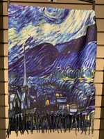 Cherie Bliss Starry Night Scarf  SF1611