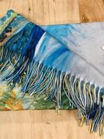 Cherie Bliss Landscape Scarf Van Gogh  SF1630
