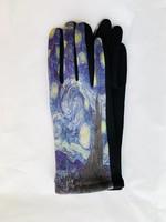 Starry Night Gloves 1611