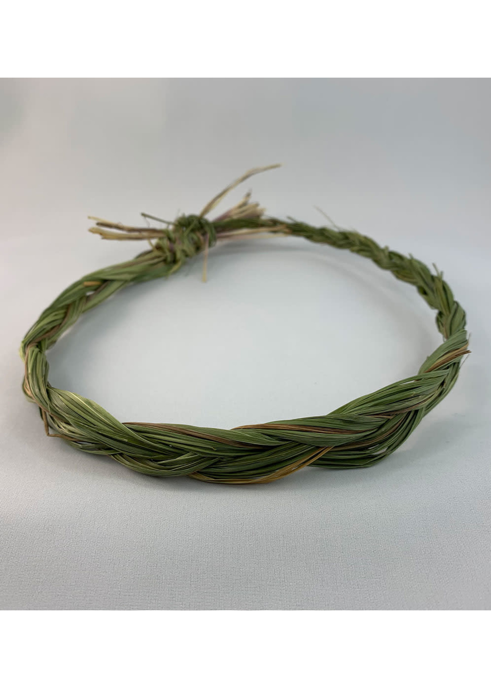 "Circle of Eagles Sweetgrass 24"" braid"