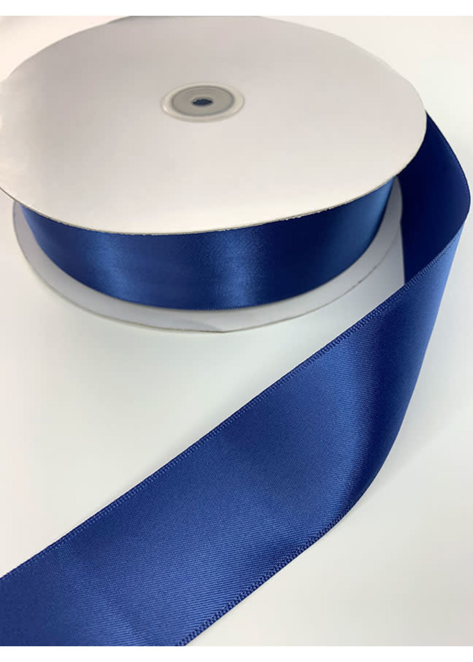 """Double Faced Satin Ribbon - 1 1/2""""  wide"""