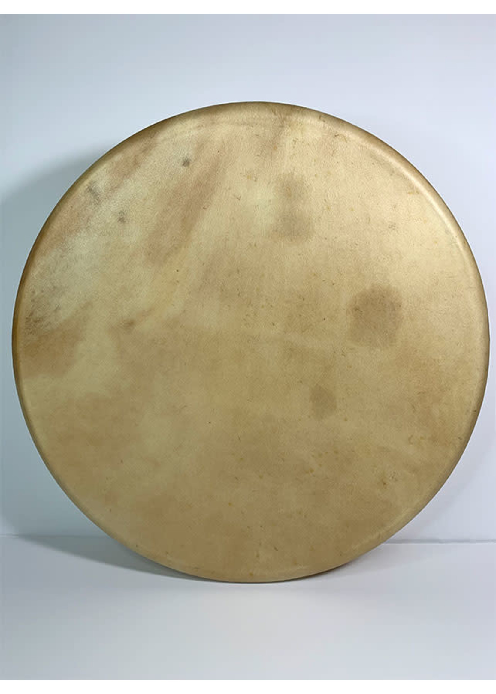 """Circle of Eagles Drum 18"""" Hand Made on Cedar Frame"""