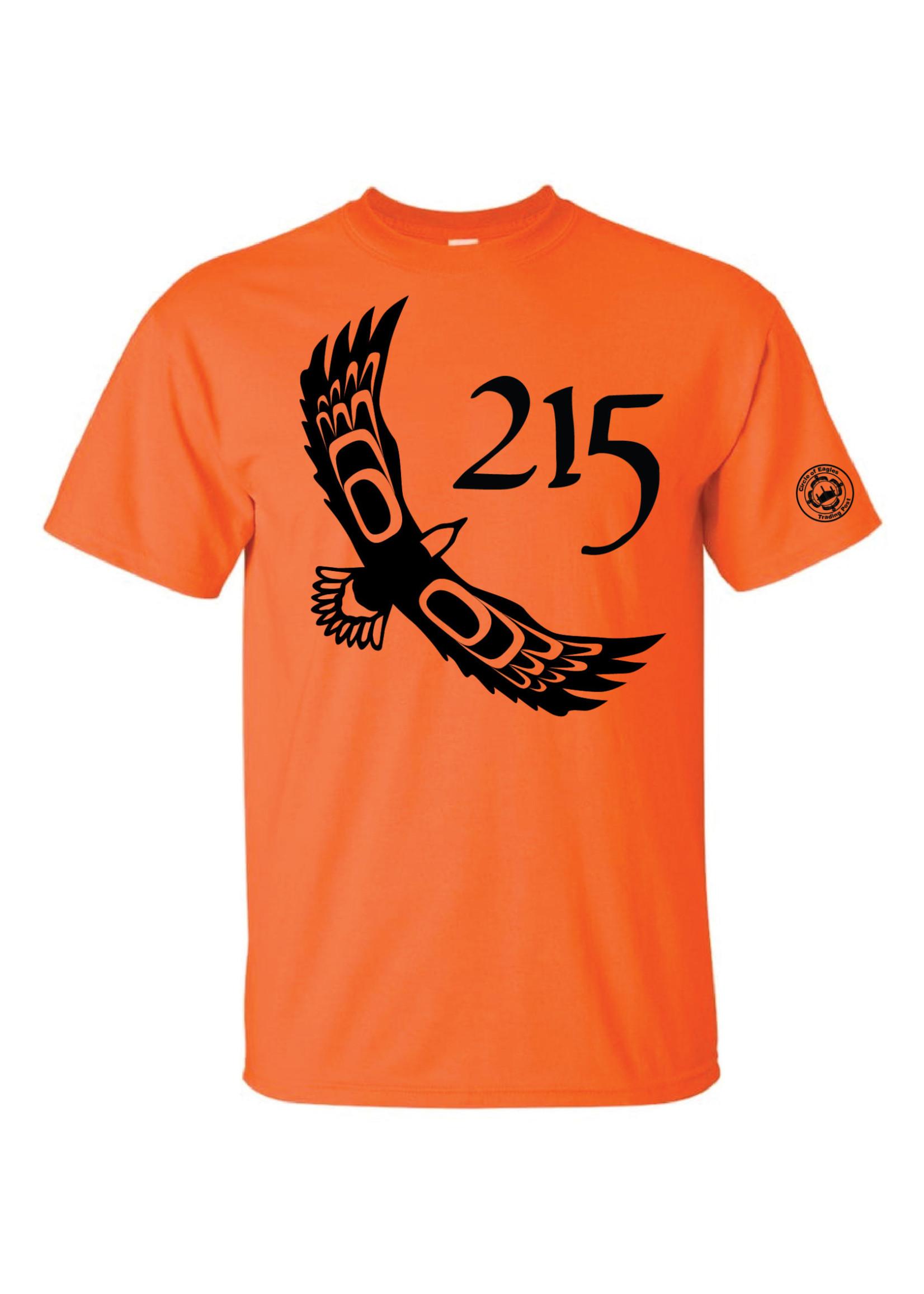 COELS Orange 215 T - Shirts