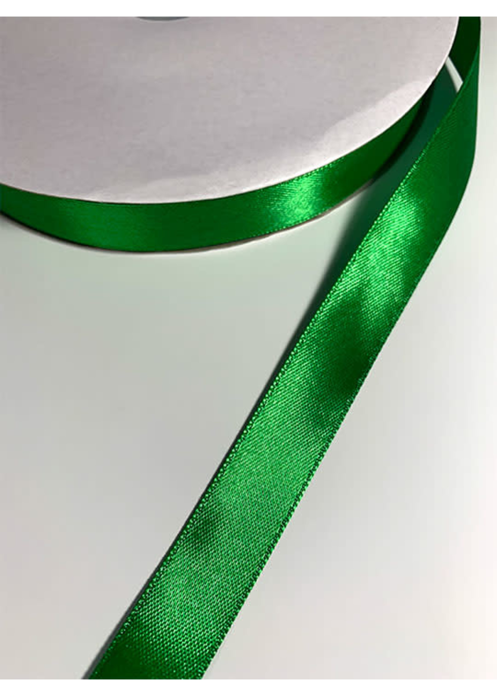 """Double  Faced Satin Ribbon  - 5/8""""  wide"""