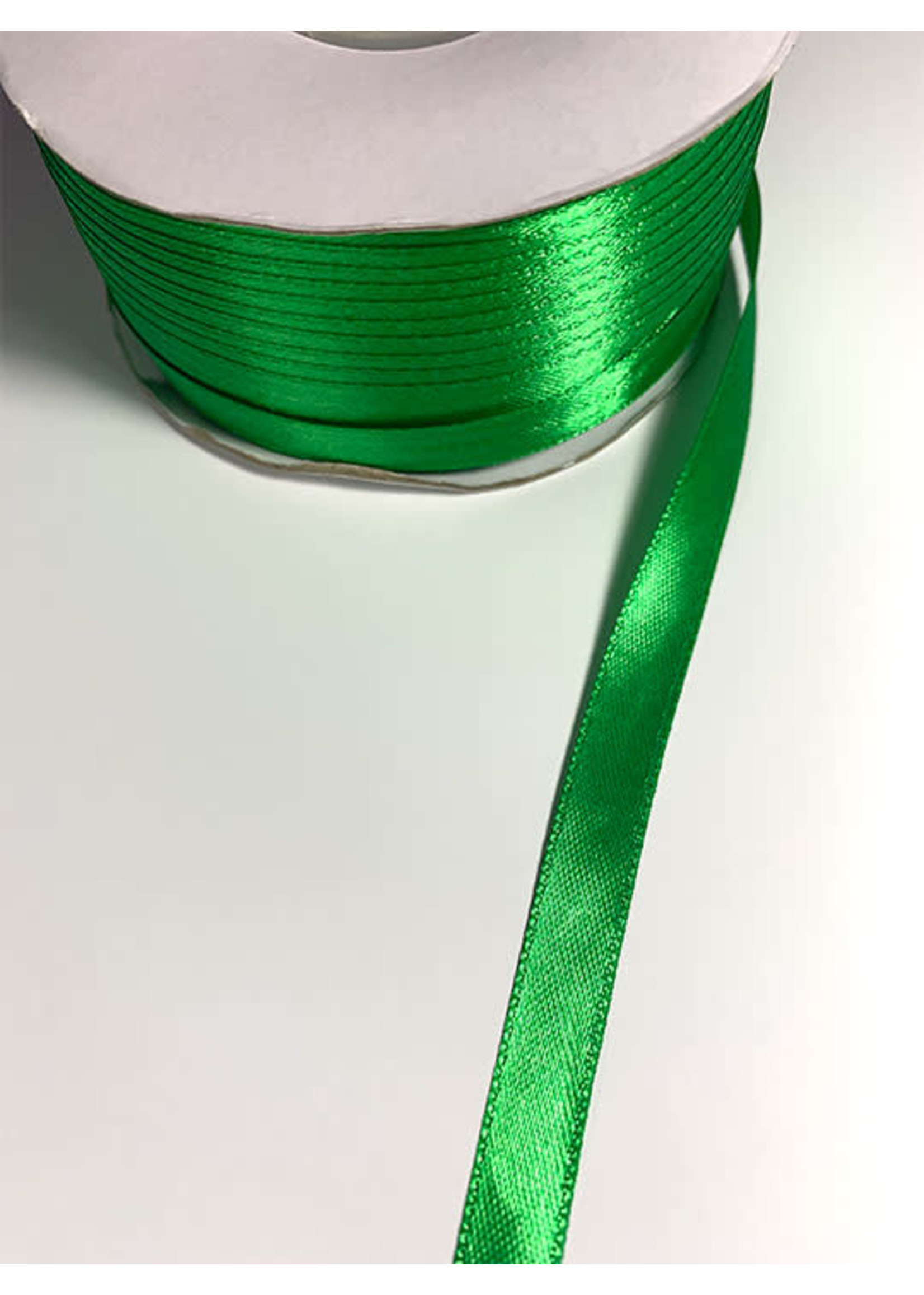 """Double Faced Satin Ribbon - 3/8"""" wide"""