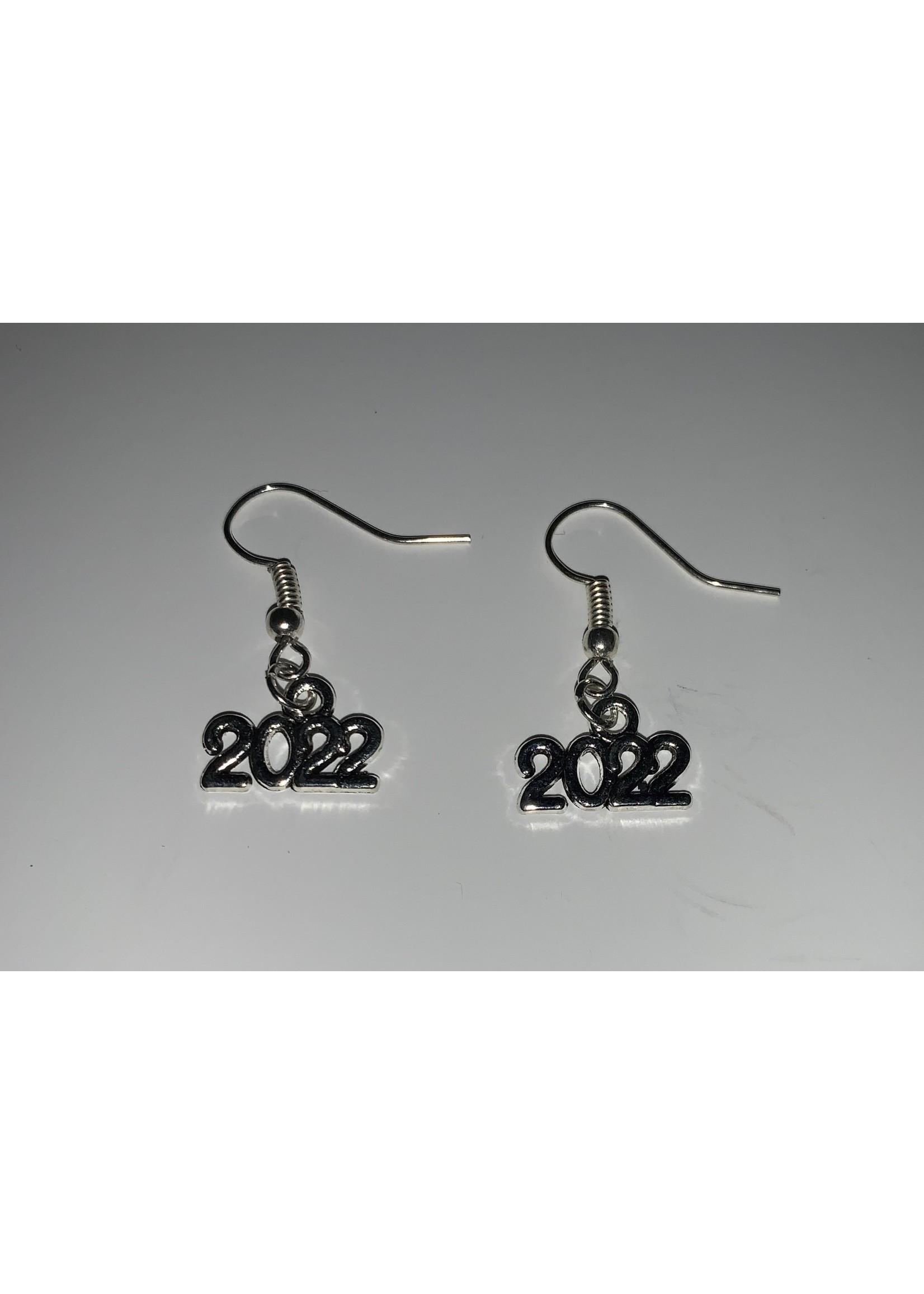 """Earrings """"2022"""""""