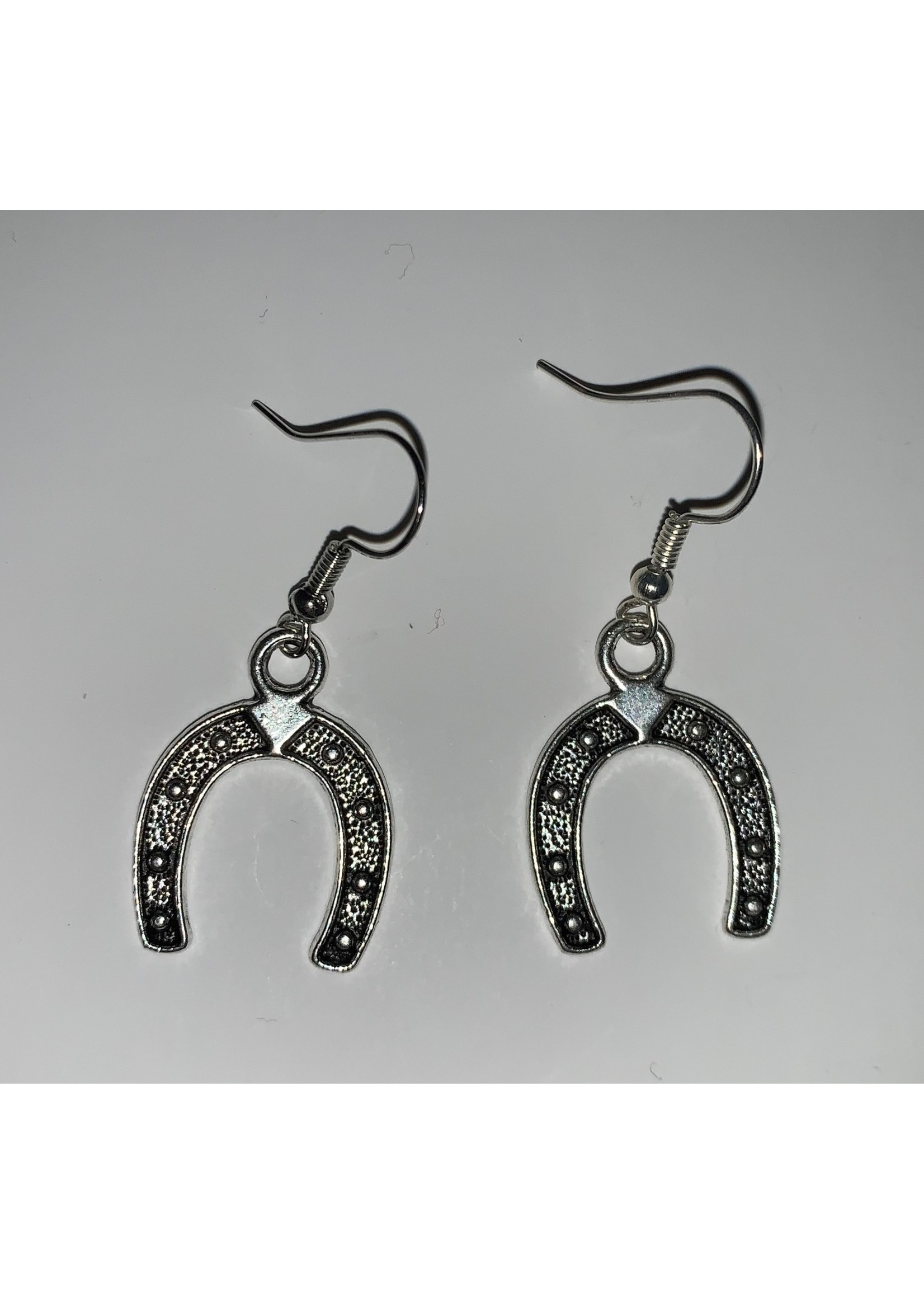 Earrings Horseshoes