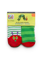 Out of Print The Very Hungry Caterpillar Socks - Kids, Pack of 4