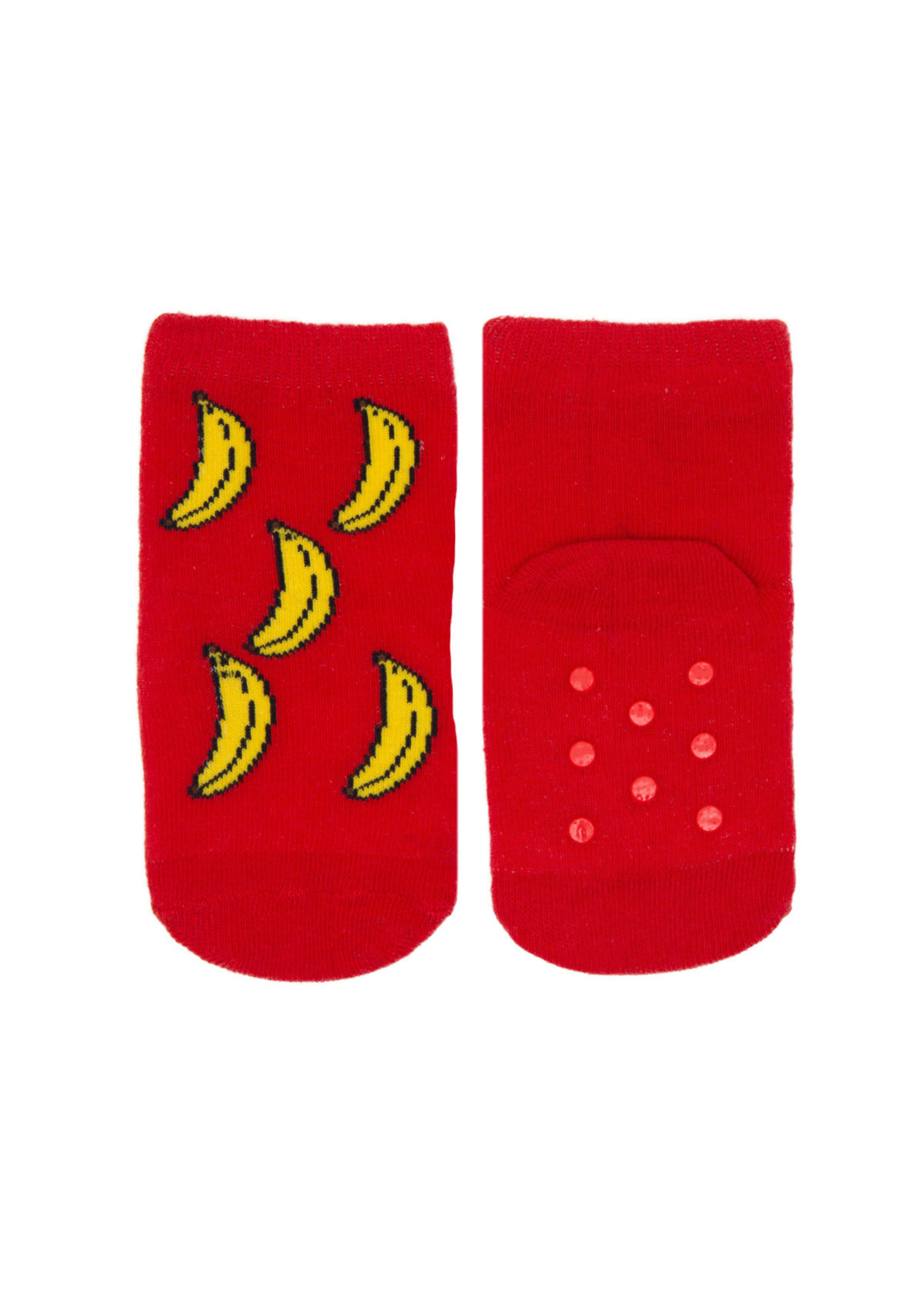 Out of Print Curious Goerge Socks - Kids, Pack of 4