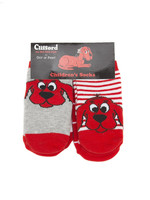 Out of Print Clifford Socks - Kids, Pack of 4