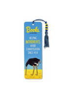 Peter Pauper Press Introverts Beaded Bookmark