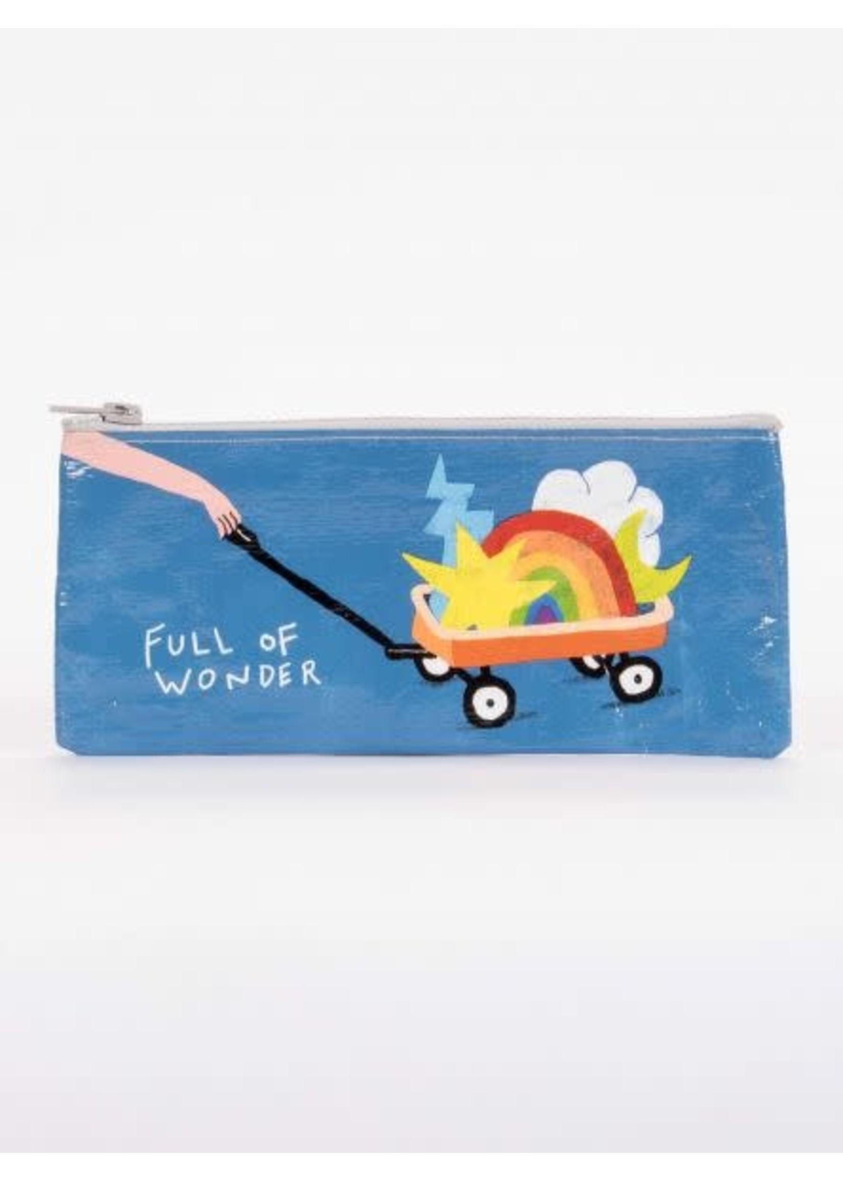 Blue Q Full of Wonder Pencil Case