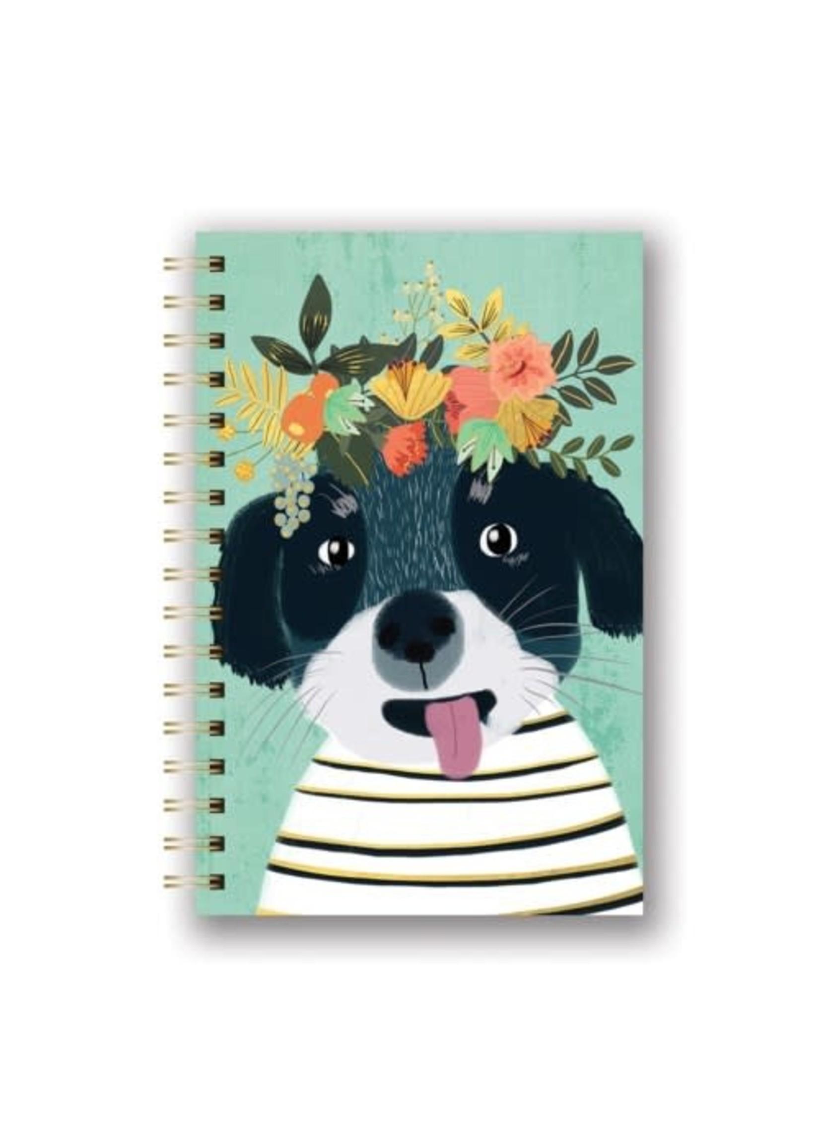 Studio Oh! Spiral Notebook Fancy Dog