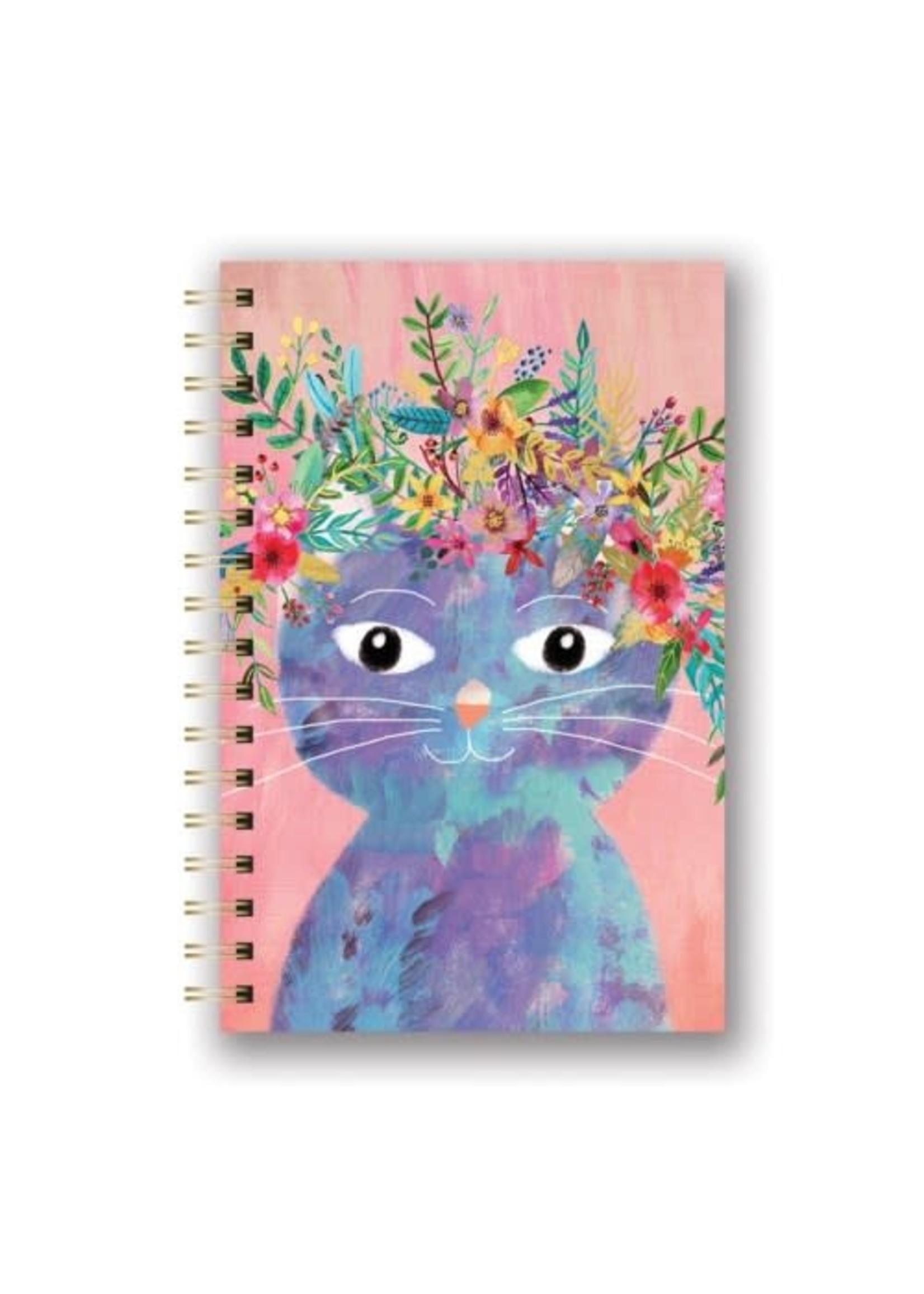 Studio Oh! Spiral Notebook Fancy Cat
