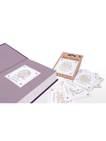 If Letter Book Plates - pack of 12