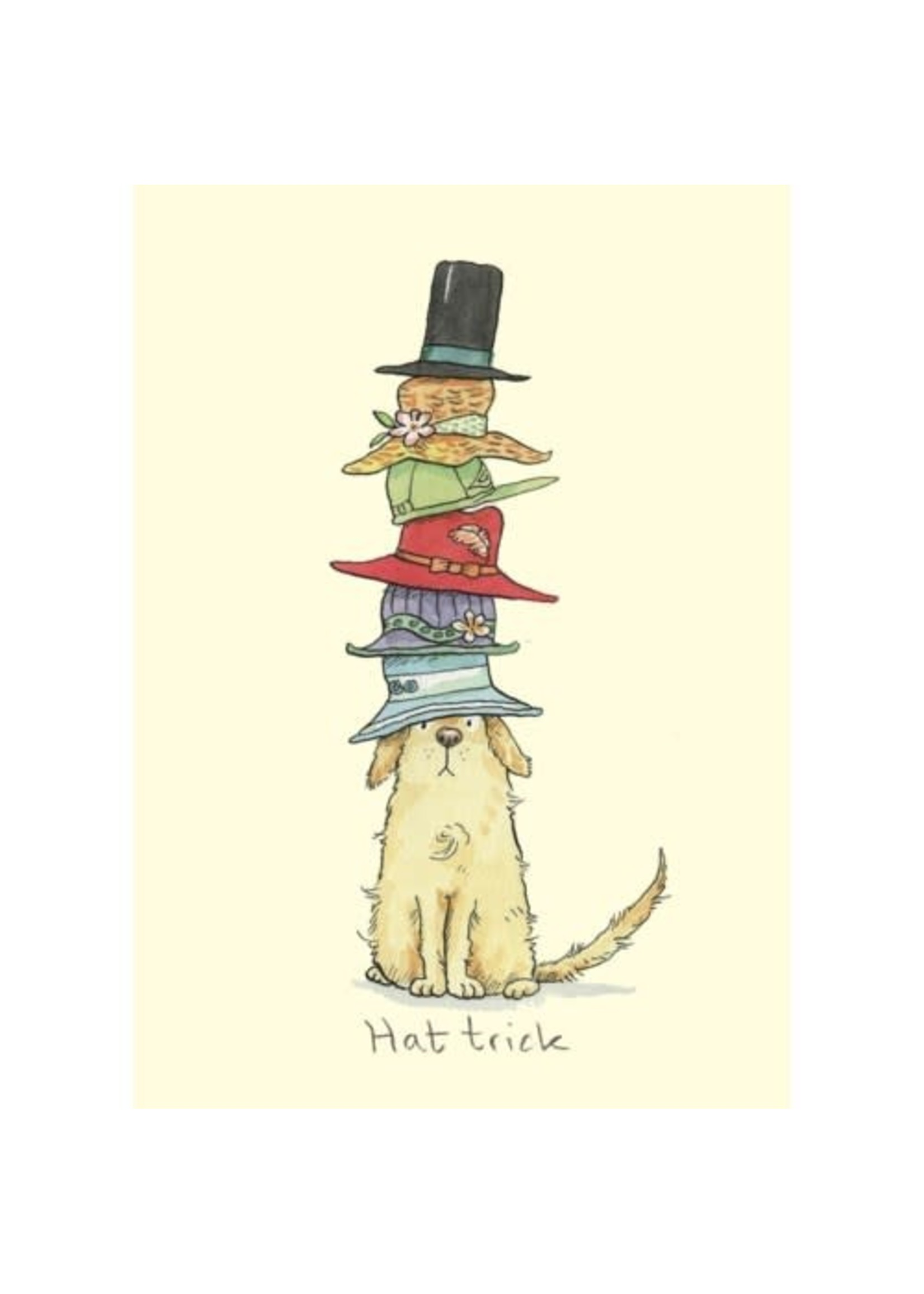 Two Bad Mice Hat Trick