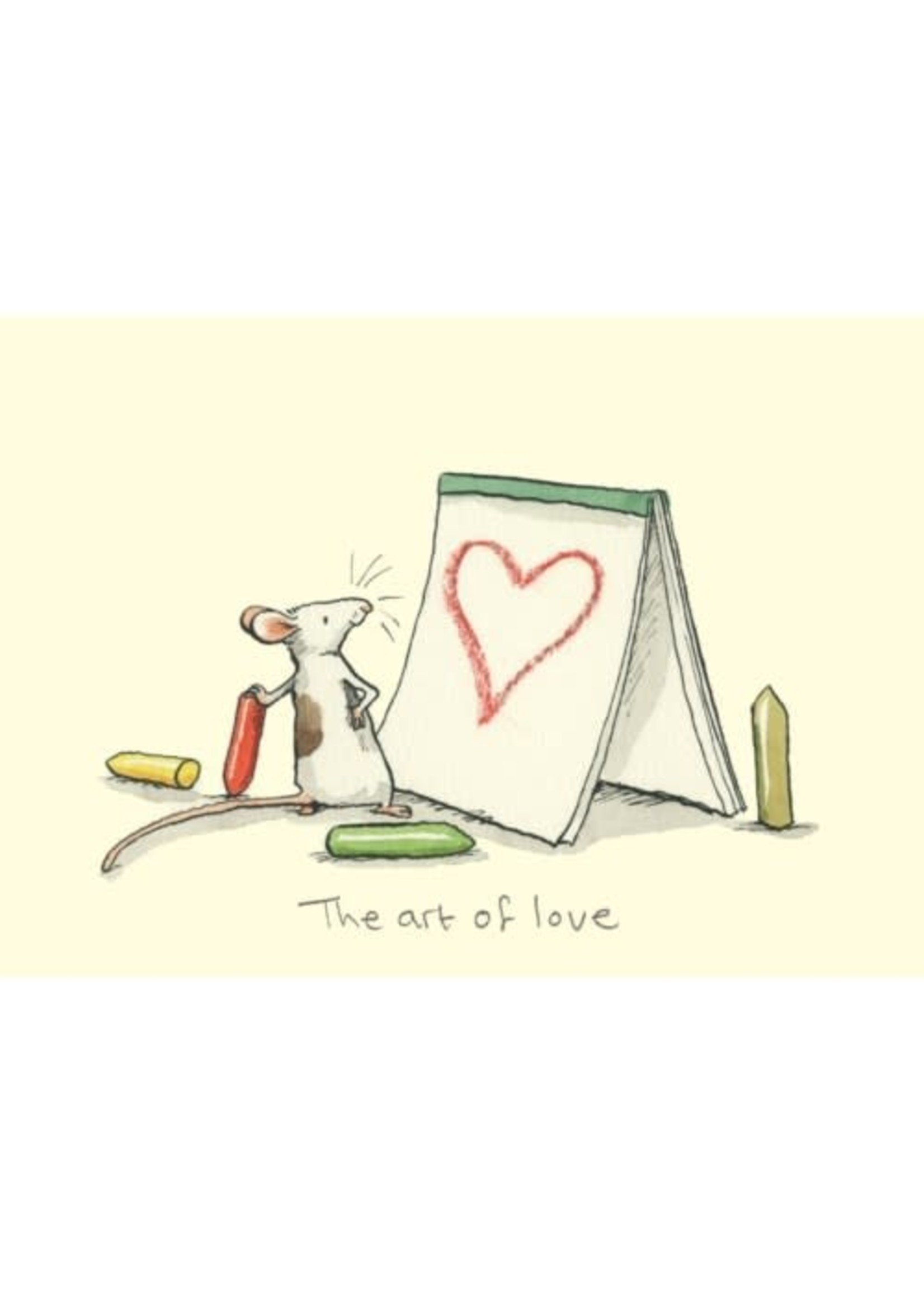 Two Bad Mice The Art of Love