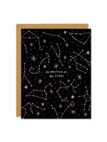 Badger & Burke Written in the Stars