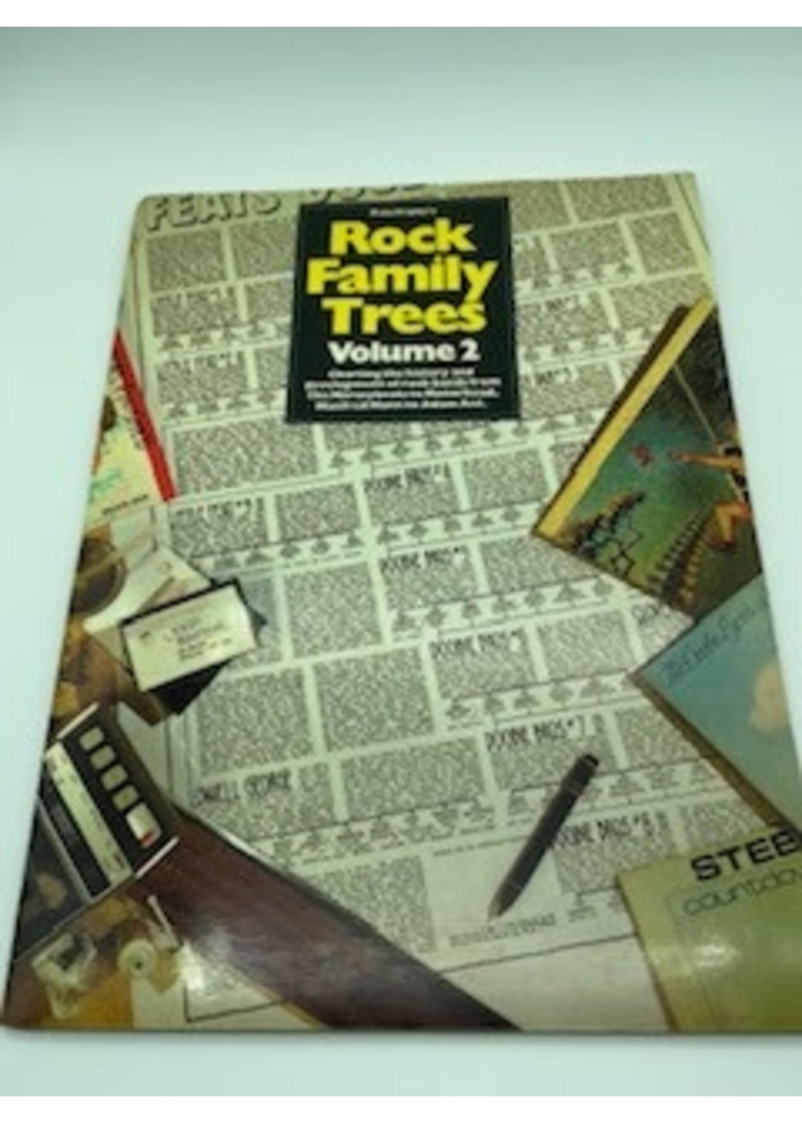 Pete Frame's Rock Family Trees: Volume 2