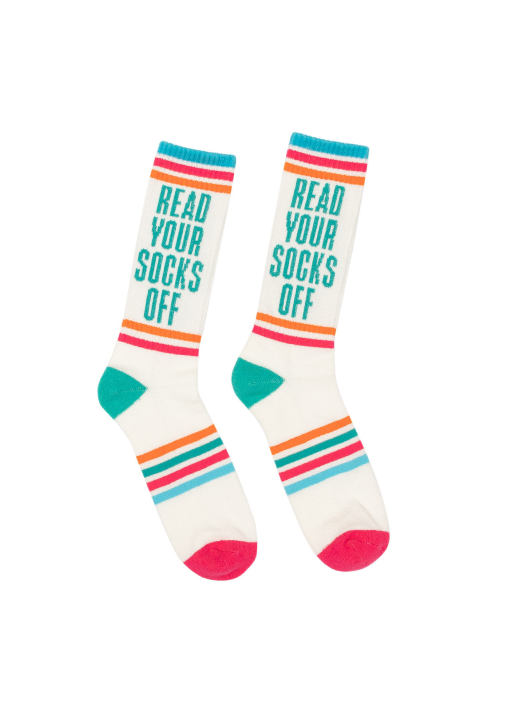 Out of Print Read Your Socks Off  Adult Socks