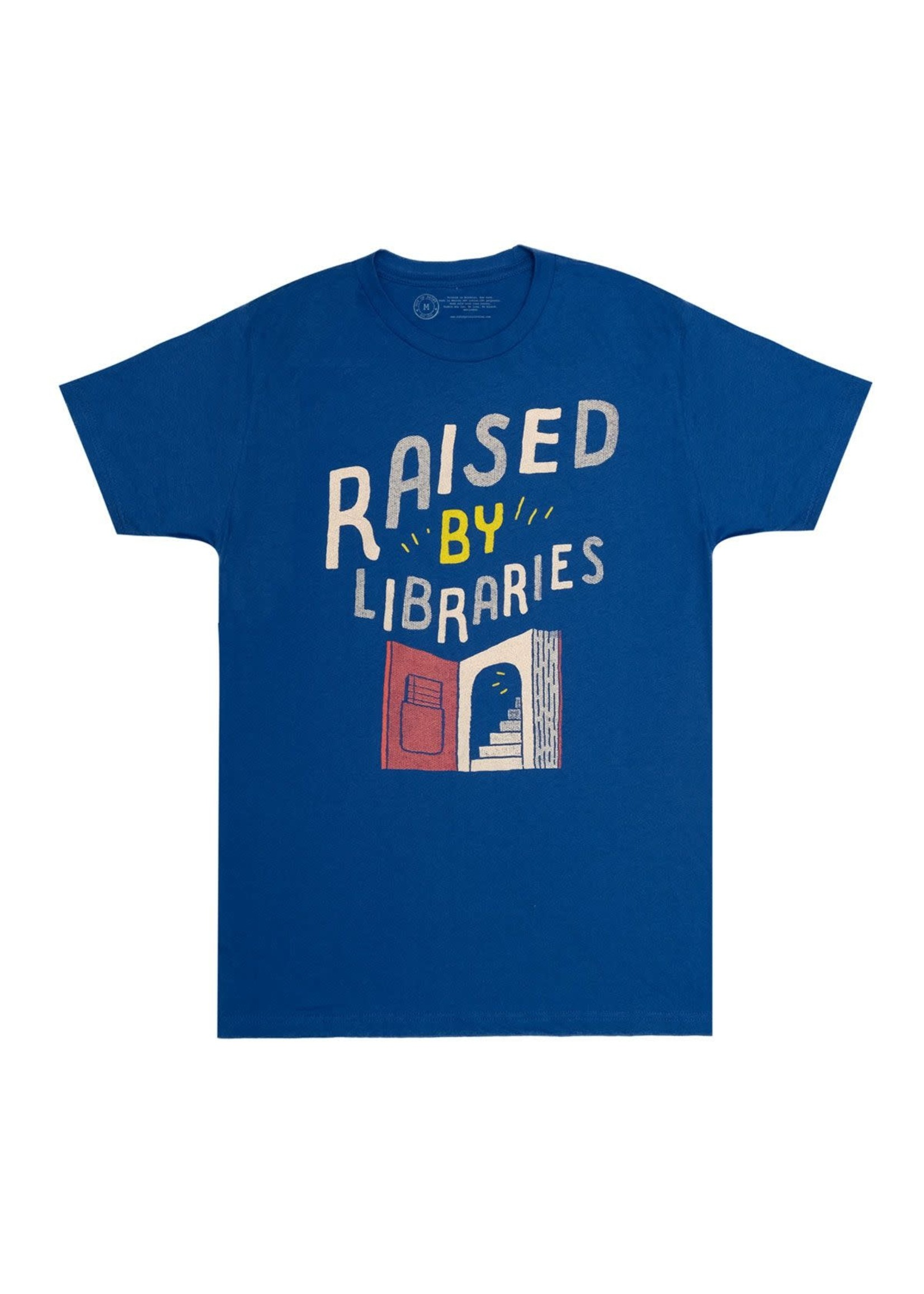 Out of Print Raised by Libraries T-Shirt