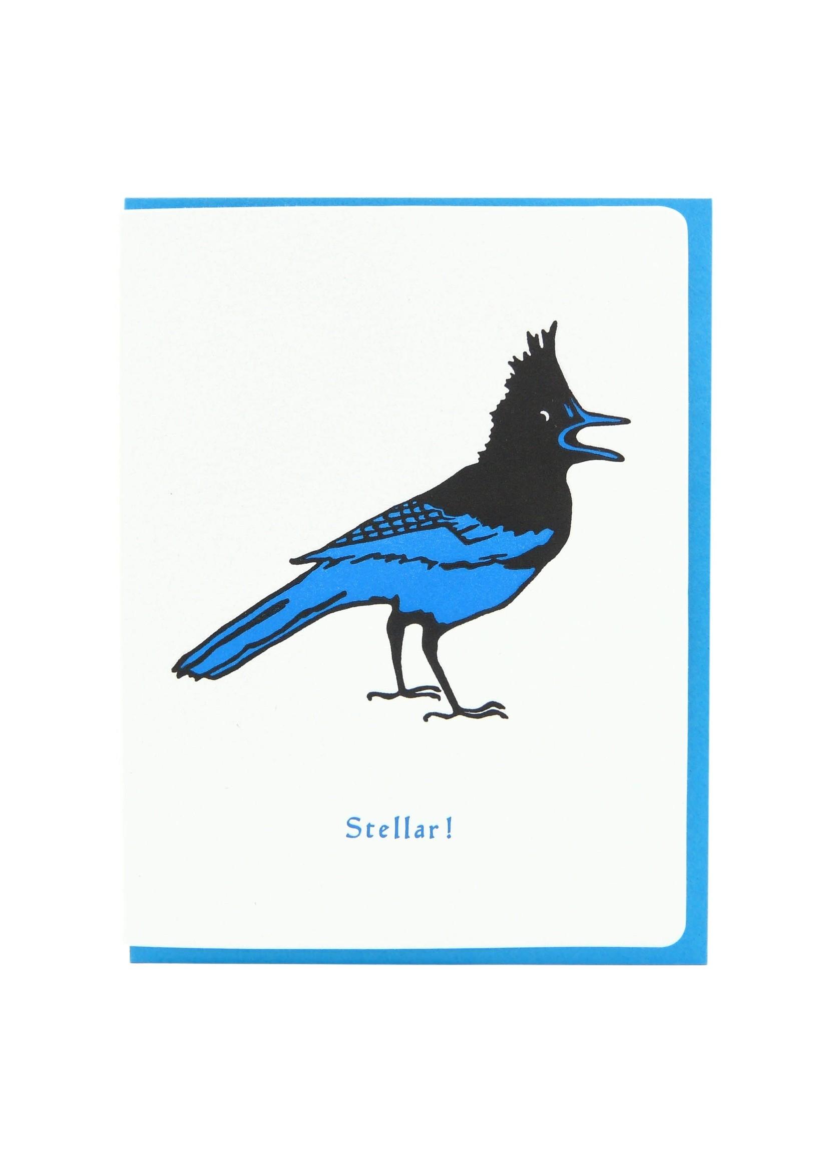 Dogwood Letterpress Stellar!