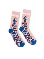 Out of Print Matilda Adult Socks