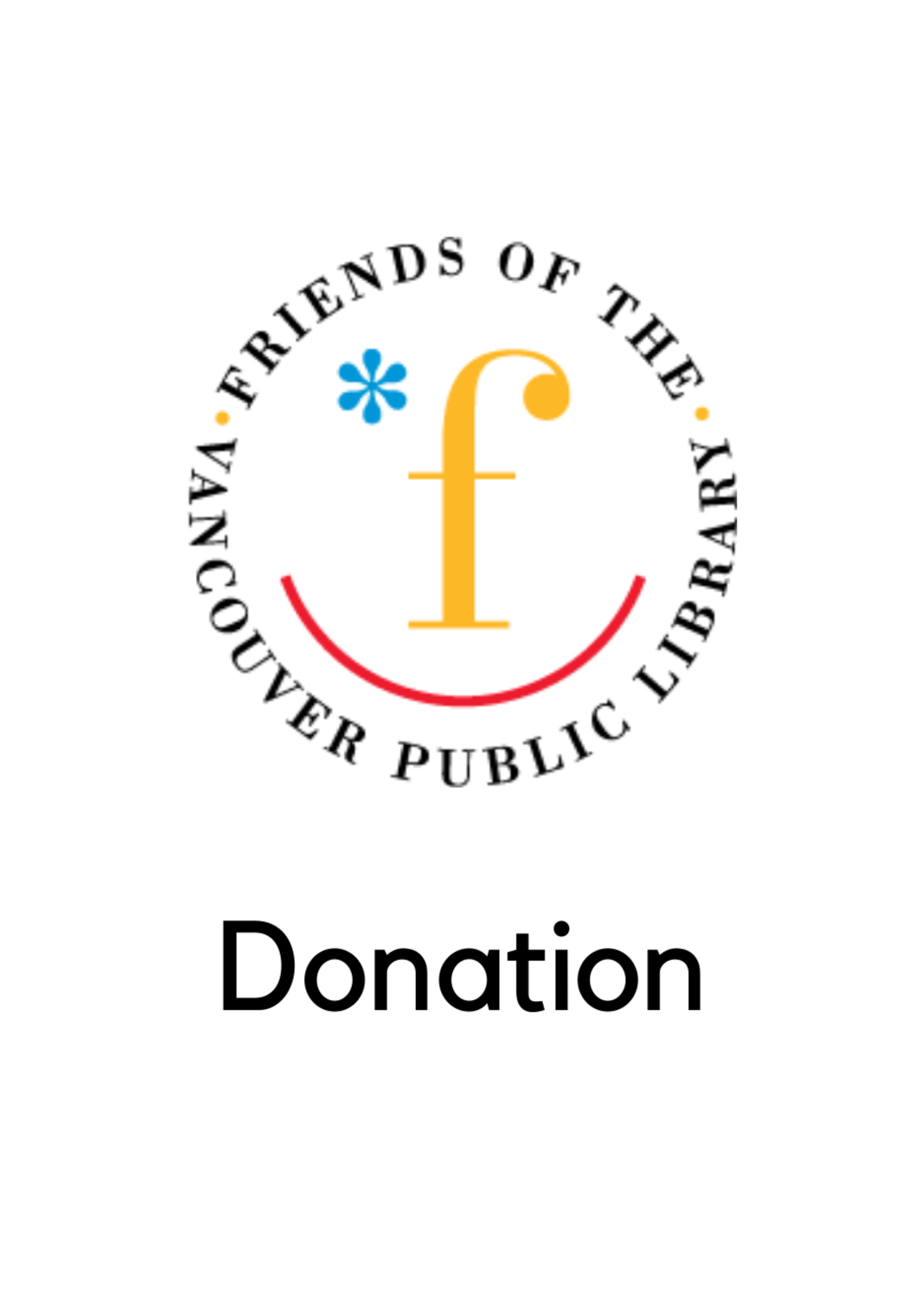 Donation to Friends of the VPL