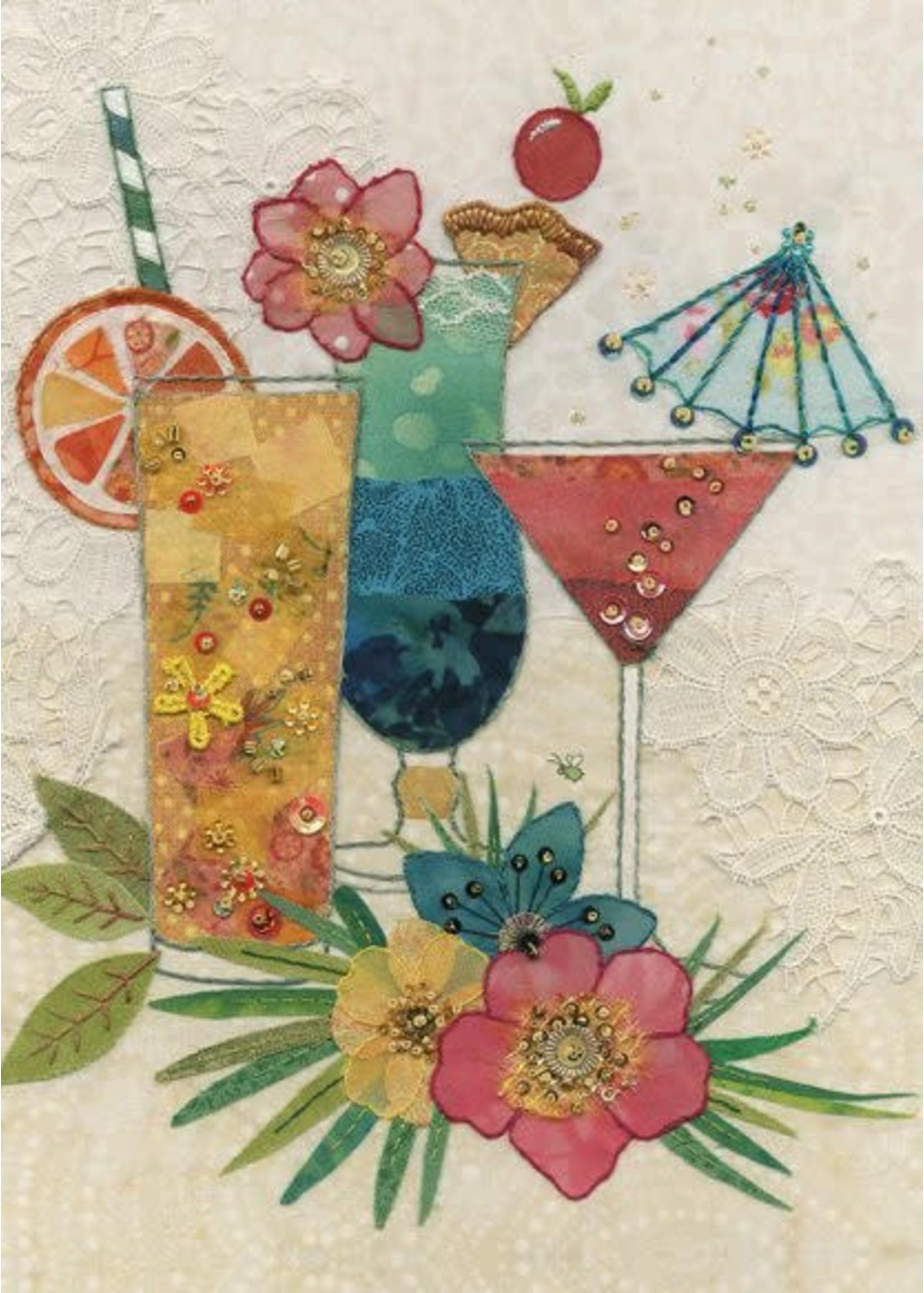 Bug Art Amy's Cards - Cocktails