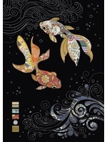 Bug Art Jewels - Two Fish