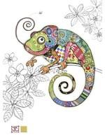 Bug Art Kooks - Cosmo Chameleon