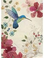 Bug Art Hummingbird