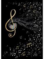 Bug Art Music Key