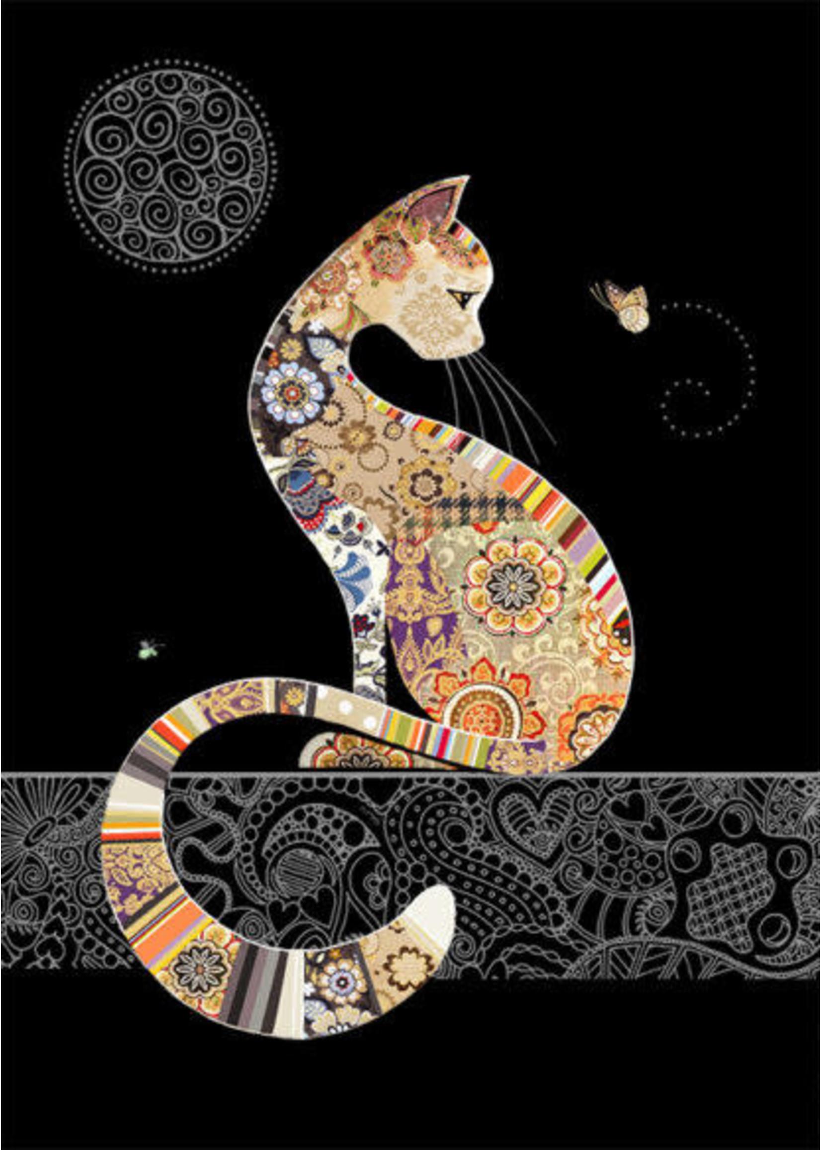Bug Art Decorative Cat