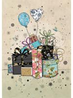 Bug Art Gift and Balloons