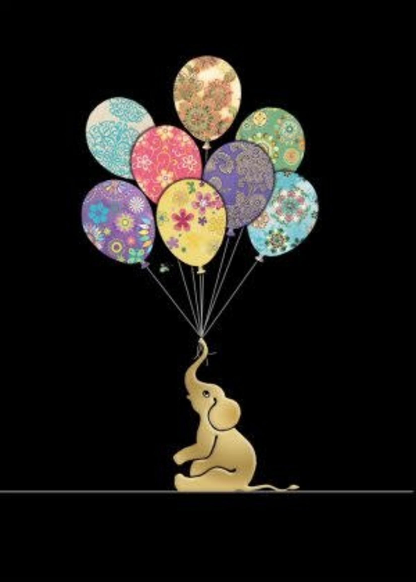 Bug Art Elephant Balloons